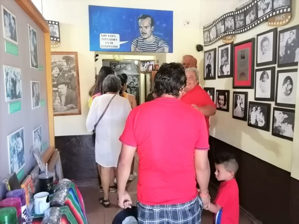 Museo de Pedro Infante Mazatlán Verano 2019 Turistas 3