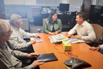Sinaloa y el Consulado de EU trabajan juntos para retirar alerta de Seguridad