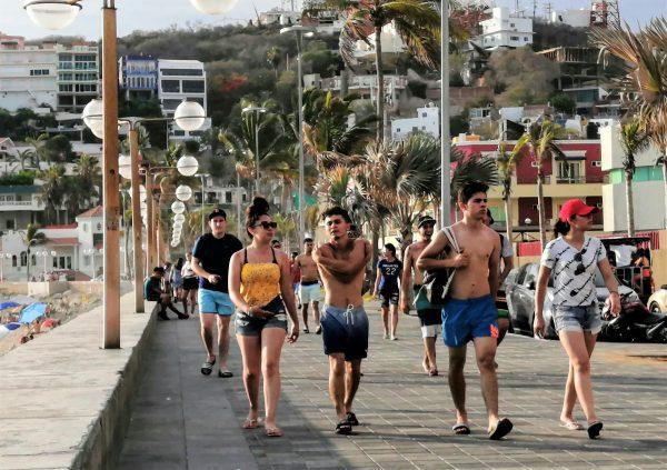 Turistas Gozando Verano Mazatlán 2019 2