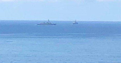 Visita Barcos Armada Japonesa Kashima e Inazuma Visitan Mazatlán 2019 0 b