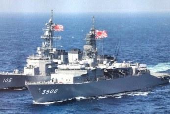 Emotiva la Visita a Mazatlán del Escuadrón de entrenamiento de las Fuerzas Armadas de Japón