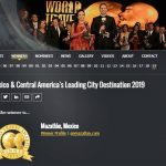 Mazatlán el Mejor destino de México y Centro América 2019