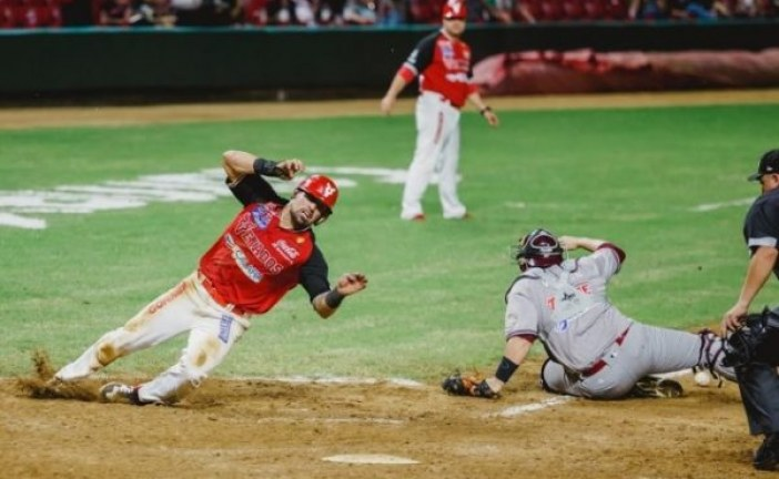 El outfielder Anthony Giansanti regresa a Venados