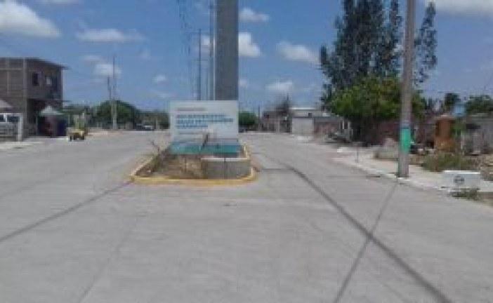Más de 30 calles pavimentadas en Villa Unión en dos años