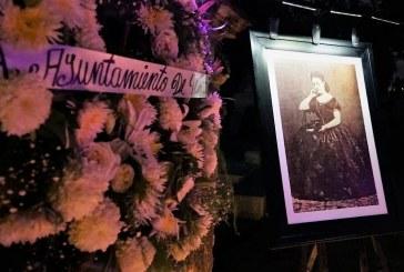 Se Recuerda en Mazatlán a la Diva Ángela Peralta en su 136 Aniversario Luctuoso