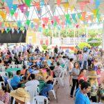 Con alegría celebran primer Aniversario del Tianguis de La Noria