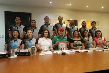 Entregan estímulos a medallistas panamericanos