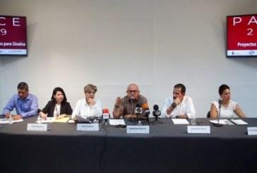 Aprueba el PAICE nueve proyectos  para Sinaloa