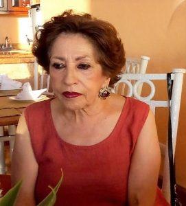 Dra. Gloria López Morales CCGM 2019