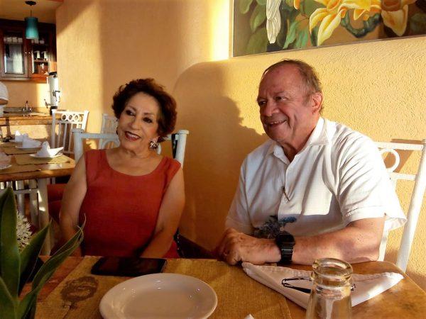 Dra. Gloria López Morales CCGM Jaime Félix Pico CGS 2019