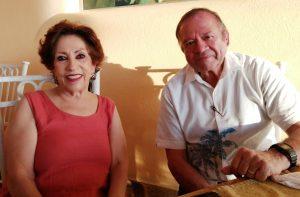 Entrevista Dra. Gloria López Morales Tema VII Foro Gastronomía Mundial Mexicana 2019