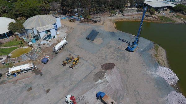 Dron Laguna del Camarón Avance PC Mazatlán Sinaloa México Junio 22 de 2019 (15 a)