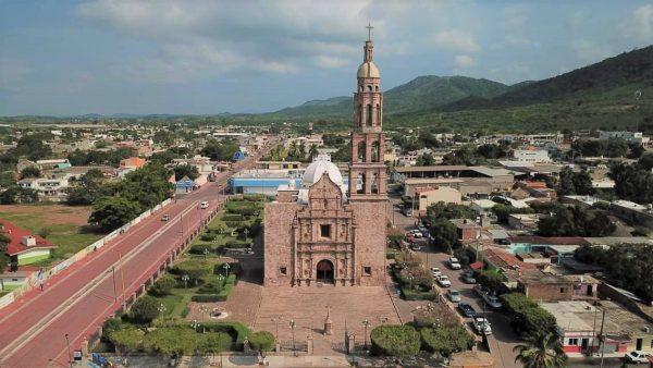 El Rosario Pueblo Mágico Santuario Mariano 2019