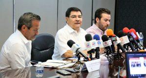 Javier Lizárraga Mercado SE Sinaloa Exportaciones Primer Semestre 2019