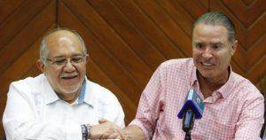 Quirino Ordaz y Químico Benítez Anuncian Obras para Mazatlán Agosto 2019