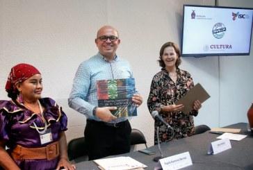 Refrenda Papik Ramírez Bernal el apoyo a los ceramistas sinaloenses