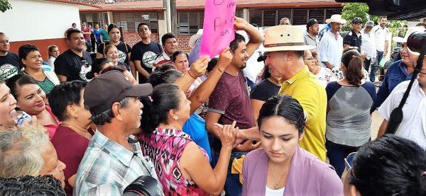 San Jerónimo de Ajoya Recibe a Quirino Ordaz Coppel 2019 4