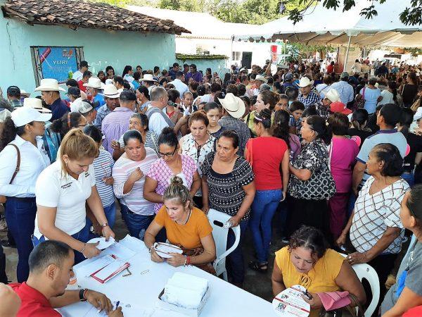 San Jerónimo de Ajoya Recibe a Quirino Ordaz Coppel 2019 5