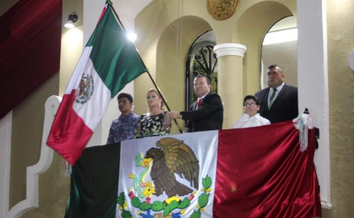 Festejan en grande el Grito de Independencia en San Ignacio