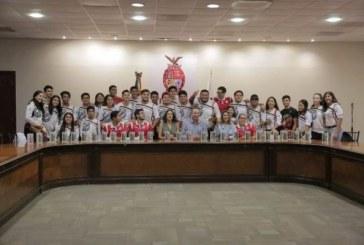 Entregan Quirino y Rosy Fuentes estímulos a medallistas parapanamericanos