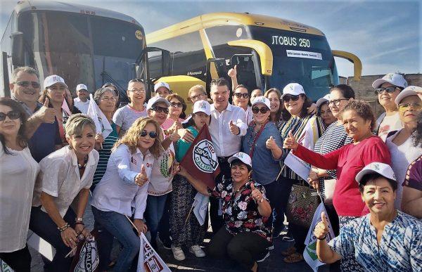 Arranca Programa TGurístico Viajando Puro Sinaloa Culiacán 2019 2