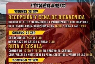 """IV Edición del """"Cruzazo"""" , en Elota"""