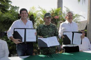 Campaña Reforestación Arboles, Sinaloa Sedesu Defensa Nacional 2019 1