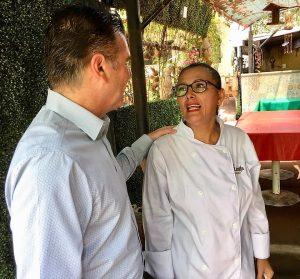 El buen trato al turista parte esencial para que regrese Oscar Pérez Barros Culiacán 2