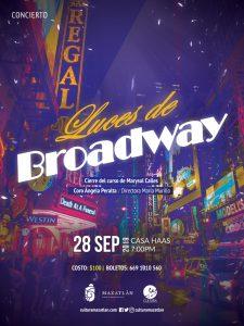 """""""Luces de Broadway"""""""