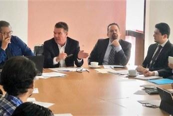 Quedó instalado el Comité Técnico del Nuevo Acuario Mazatlán: Óscar Pérez Barros