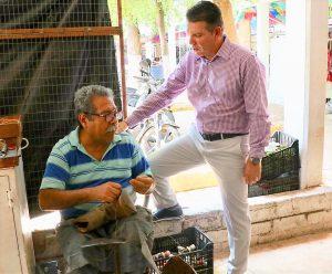 Oscar Pérez Barros y Prestadores de Servicios Turísticos de Guamuchil 2019 1