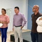 "Óscar Pérez Barros Anuncia en Guamúchil el Programa ""Viajemos Puro Sinaloa"""