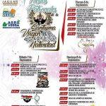 Programa Actividades Festividades Virgen Natividad Cabazán 2019 2
