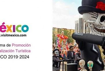 Presentan desde Sinaloa la plataforma digital VisitMexico