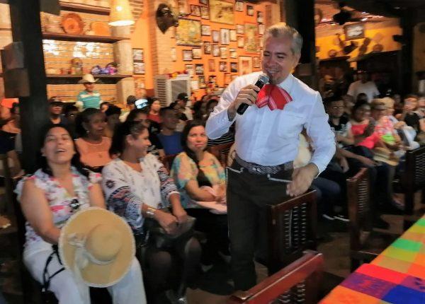 Rigoberto Cuadras Incentivos Laborales y Turismo El Quelite 2019 2