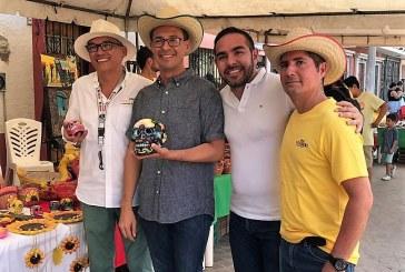 Celebran en Concordia la segunda muestra del Tianguis Cultural