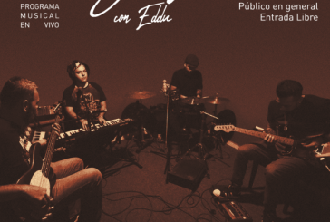 Programa musical en vivo Jam con Eddu
