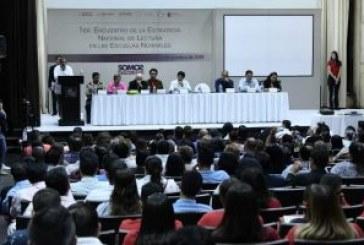 Primer Encuentro de la Estrategia Nacional de lectura