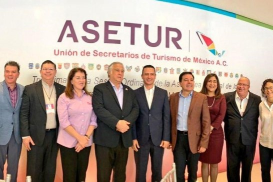 Culiacán será sede de la Asamblea ASETUR 2020: Óscar Pérez Barros