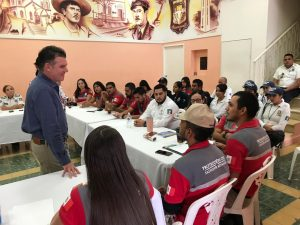 Cursos de Formación Turística Personal Seguridad Pública Salvador Alvarado Guamuchil 2019 1
