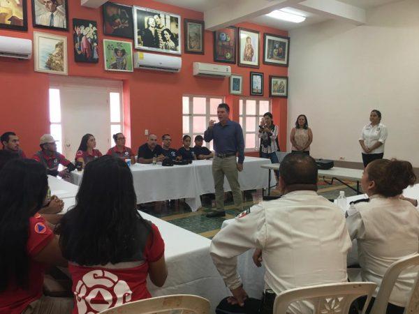 Cursos de Formación Turística Personal Seguridad Pública Salvador Alvarado Guamuchil 2019 2