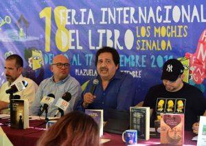 Feria Internacional del Libro Los Mochis