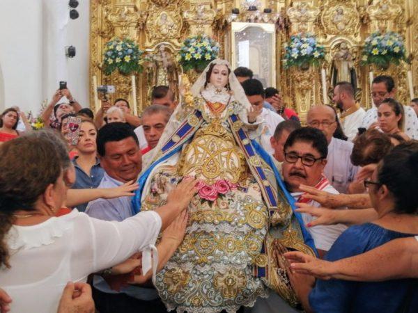 Festividad Virgen del ROsario 2019 El Rosario Pueblo Mágico Sinaloa 1