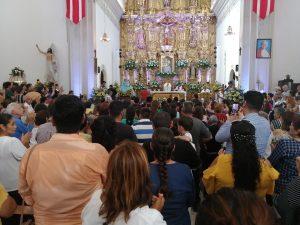 Festividad Virgen del ROsario 2019 El Rosario Pueblo Mágico Sinaloa 2