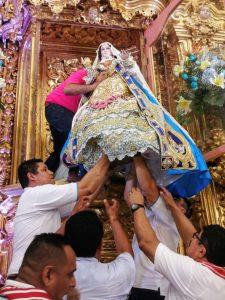 Festividad Virgen del ROsario 2019 El Rosario Pueblo Mágico Sinaloa 4
