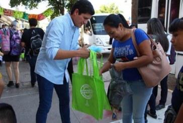 Promueve SEDESU movilidad sustentable