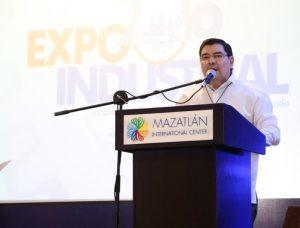 Inauguración Expo Industrial 2019 Mazatlán MIC 1