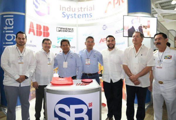 Inauguración Expo Industrial 2019 Mazatlán MIC 3