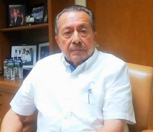 José Eduvigildo Carranza Beltrán Presidente Grupo Pinsa Mazatlán 2019