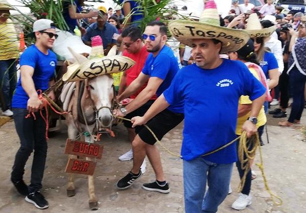 Taspana San Javier San Ignacio Sinaloa 2018